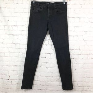 """JOES JEANS """"The Skinny"""" Black Jeans Size 30"""